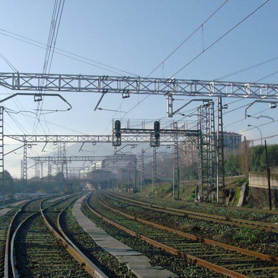 Remodelación de la estación de Barakaldo (Vizcaya)