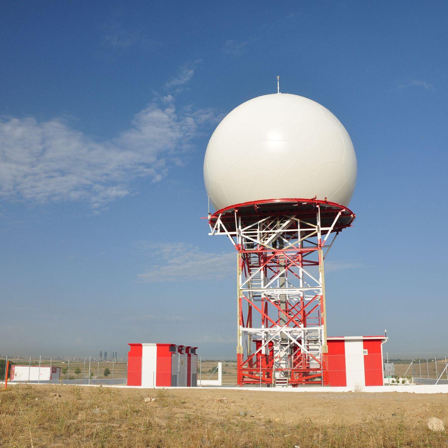 Torre Radar Aeropuerto de Alicante